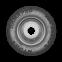 Шина 18-22.5 BKT MP 590 1