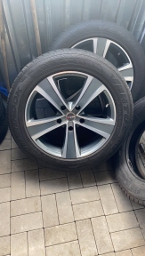 Комплект б/у шины/диски 285/50R20 Hankook